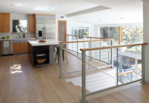 America Stainless Steel Balustrade Cable Railing pictures & photos