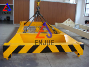 Semi-Automatic Container Spreaders, Mechanical Spreader for 20/40FT Container pictures & photos