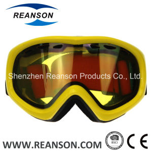 Reanson Professional OTG Anti-Fog Snow Mobile Goggles pictures & photos