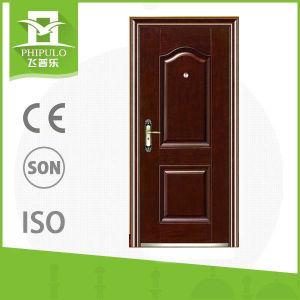 Modern safety Iron Main Door Steel Security Door Design pictures & photos
