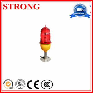 Solar Beacon Light House Chandelier Aerial Chimney Obstruction Warning Light pictures & photos