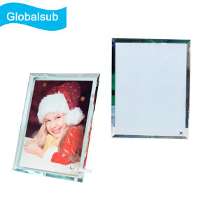 15X20cm Small Galss Photo Frame Chinese Glass Photo Frame Supplier pictures & photos