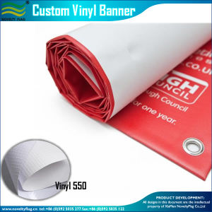 Large Size Vinyl Banner Advertising (B-NF26P07021) pictures & photos