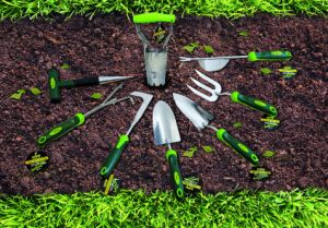 Garden Tools Polished Stainless Steel Weed Extractor Hand Weeder with Plastic Handle pictures & photos