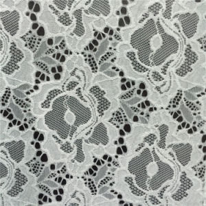Wholesaler High Quality Spandex Knitting Lace Fabric for Clothing pictures & photos