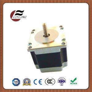 1.8 Deg NEMA23 2 Phase Hybrid Stepper Motor for Photo Printer pictures & photos