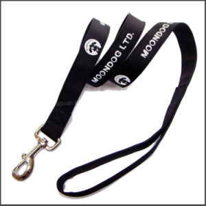 Retractable Customized Large/Small Size Polyester Pet/Cat/Dog Leashes and Collars for Dog pictures & photos
