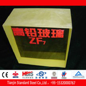 X-ray Shielding Lead Glass 10mm 20mm 25mm Zf3 Zf2 pictures & photos