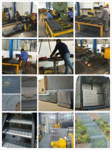 Ductile Cast Iron Trench/Cover Gratings pictures & photos
