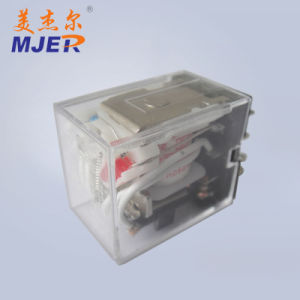 My4n General Purpose Electronic Relay/Power Relay/Relay with LED Indicator pictures & photos