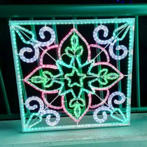 Customized LED Christmas Light Rope Light Decoration pictures & photos