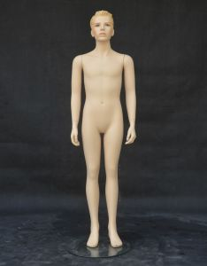 Realistic Children Mannequin for Stores