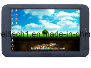 RJ45 RS232 Port 7 Inch LCD Panel PC pictures & photos