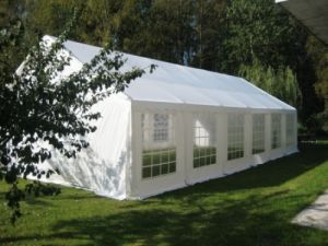 Big Outdoor Party Tent with Round Table Sitting Arrangement pictures & photos