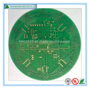 Round High Quality Fr4 PCB Board pictures & photos