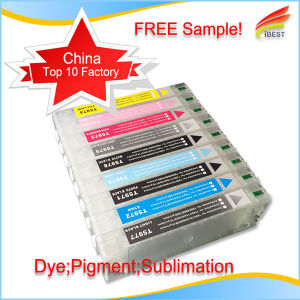 Compatible Epson T6071 Dye Pigment Sublimation Ink Cartridge for Epson Stylus PRO 4880 pictures & photos