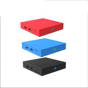 Amlogic S905 Quad Core 2g/16g Bt4.0 4k Samrt TV Box pictures & photos