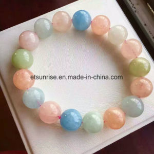 Semi Precious Stone Gemstone Natural Crystal Morganite pictures & photos