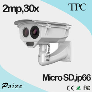 Thermal Infrared Network Hybrid Bullet Camera with Micro SD Memory{Tpc-Bf8320} pictures & photos
