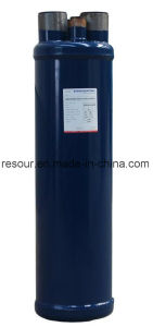 Refrigeration Suction Line Accumulator with Heat Exchanger Gas Liquid Separator pictures & photos