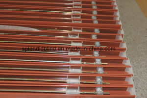 High Profile Metal Headrail Wooden Blinds (SGD-W-520) pictures & photos