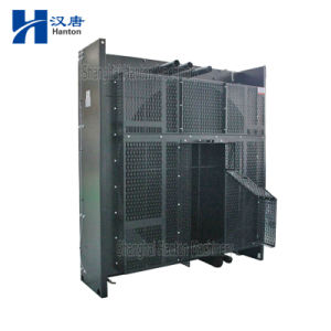 Cummins QSK38-G diesel motor engine cooler radiator for generator set pictures & photos