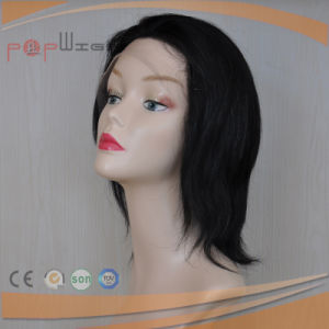 Short Full Virgin Hair Poly Custom Wig pictures & photos