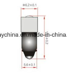Ba6s-B LED Miniature Bulbs, 6V/12V/24V/48V pictures & photos