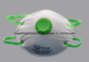 Automatic Ultrasonic Cup Mask Forming Machine pictures & photos