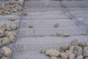 Flood Prevention Gabion Basket Reno Mattress pictures & photos