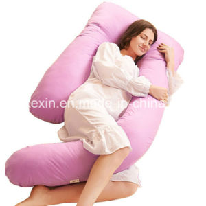 Comfortable PP Cotton Filling Pregnancy Pillow pictures & photos