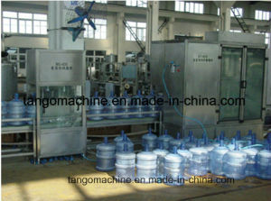 600bph Automatic 3&5 Gallon Barrel Drinking Water Filling Machine pictures & photos