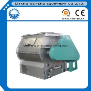 Top Quality Ce Sshj Series Double Shaft Paddle Mixer pictures & photos