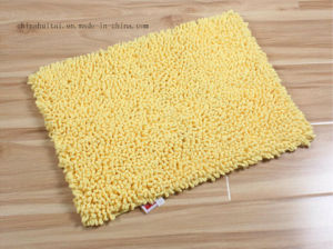 Microfiber High Quality Chenille Loop Bath Mat pictures & photos