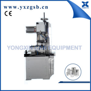 Automatic Can Flanging Seamig Machine for Body Making pictures & photos
