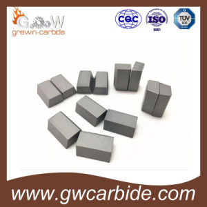 Tungsten Carbide Brazed Tips pictures & photos