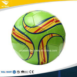 Advertising 14 Ounces Number 4 PVC Soccer Ball pictures & photos