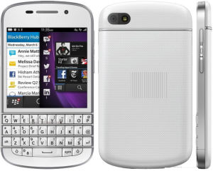 "New Original for Blackberry Q10 16GB Black (Unlocked) Smartphone, 8MP, 3.1"", GSM Qwerty pictures & photos"