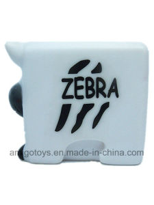 Plastic Zebra Shaped Baby Toy for Play and Educational pictures & photos