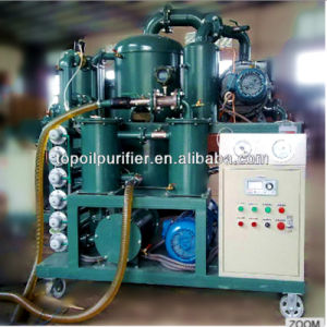 High Performance Double-Stage Vacuum Transformer Oil Insualting Oil Purifier (ZYD) pictures & photos