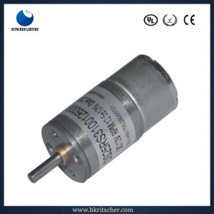 37mm DC 12V Geared Motor 500rpm pictures & photos