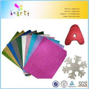 Good Quality EVA Glitter Foam Sheet pictures & photos