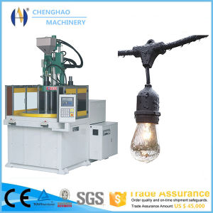 Plastic Injection Moulding Machine Price for Manufavturing String Light Cord pictures & photos