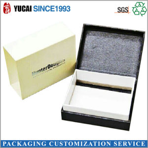 Velvet/Fabrics Paper Earrings/Ring/Bracelet Box/ Gift Packaging Jewelry Box pictures & photos