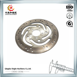 OEM Hydraulic Parts Lathe Cutting Grey Iron Brake Disc pictures & photos