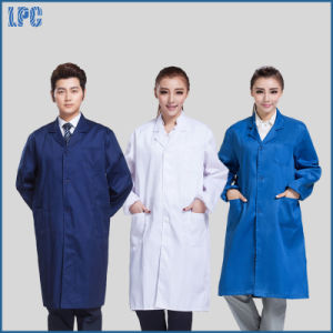 Custom Baggy Long Shirt Uniform for Doctor pictures & photos