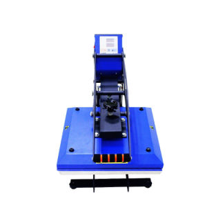 CE Approved High Pressure Heat Transfer Press Machine for T-Shirt Printing pictures & photos