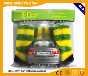 Dl3 Roll Hydraulic Car Washing Machine Systems pictures & photos