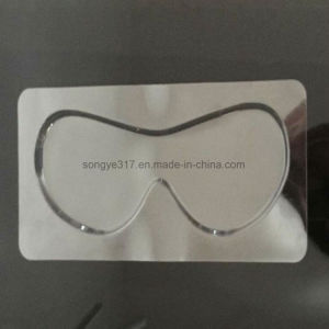 PVC Clear DIY Facial Mask Blister Tray pictures & photos