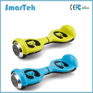 Smartek 4.5 Inch Kid′s Two Wheels Smart Self Balancing Kid Segboard Seg Way Scooter Patinete Electrico Gyropode Hoverboard Gyro Gyroscope S-003 pictures & photos